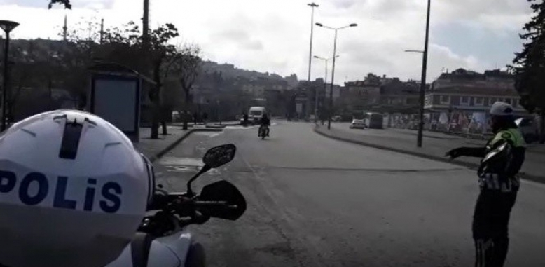 Gaziantep'te kurallara uymayan sürücülere ceza yağdı