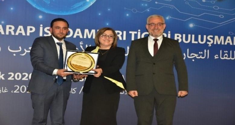 Gaziantep'te Türk ve Arap iş adamları bir araya geldi