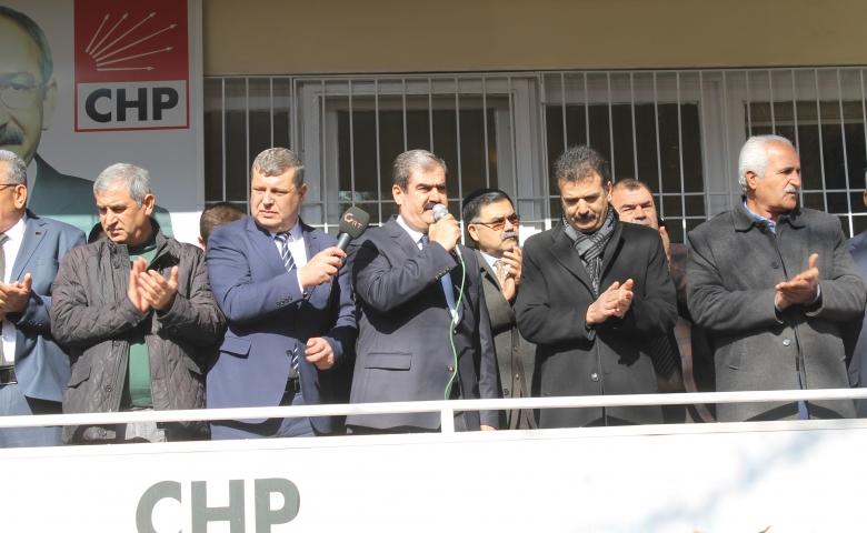 """CHP İl Başkan Aday Adayı Sucu """"Koltuğu milletvekilliğine merdiven yaptırmayacağım"""""""