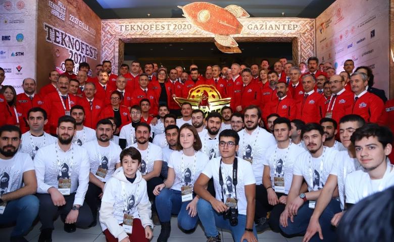 Gaziantep'te yapılacak olan TEKNOFEST için başvurularda sona yaklaşılıyor