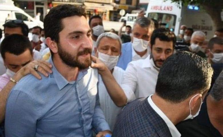 Erdoğan'ın açıklamasından sonra, CHP Yüreğir Gençlik Kolları Başkanı tutuklandı