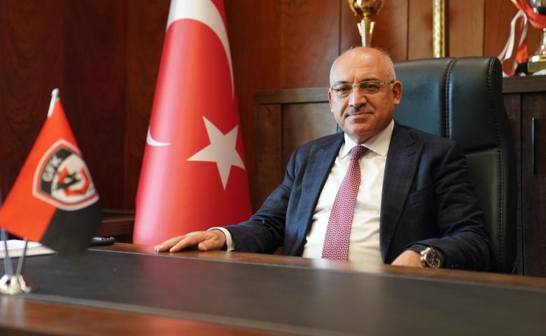 Gaziantep FK Başkanı Büyükekşi'den Galatasaray maçı ile ilgili açıklama
