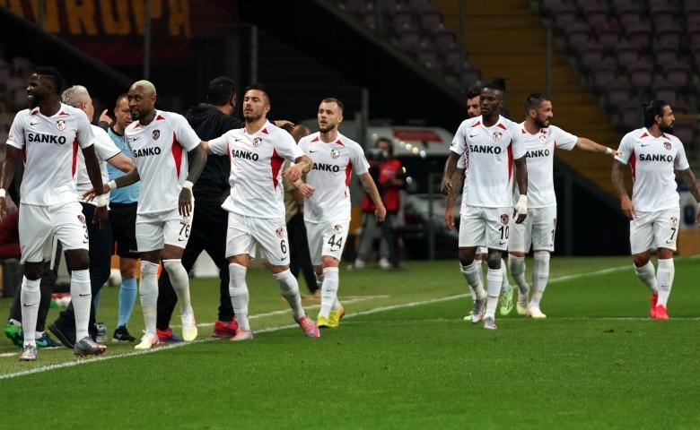 Ligindeki sıralamayı  Gaziantep FK belirleyecek