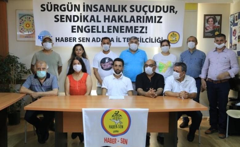 PTT emekçileri sürgünlere karşı Ankara'ya yürümeye hazırlanıyor