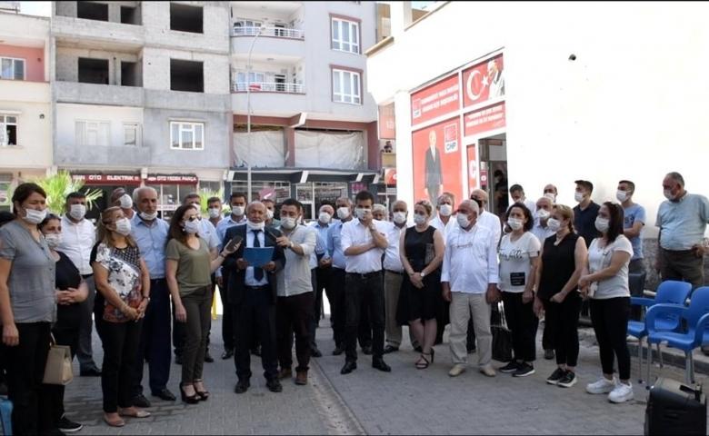 CHP'den istifa eden Başkan Doğru'ya sert eleştiriler sürüyor