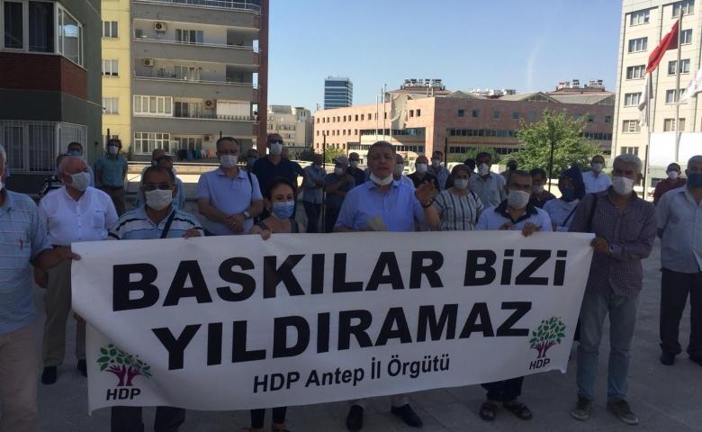 Milletvekili Toğrul; HDP'yi kriminalize etmeye çalışıyorlar