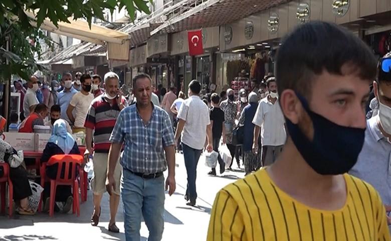 Vaka sayısında Gaziantep'te son durum!