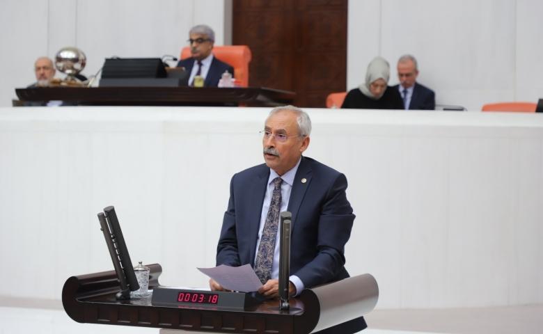Milletvekili Kaplan; İntiharlar ve şaibeli ölümler için TBMM'de komisyonu kurulmasını teklif etti