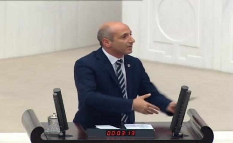 """Milletvekili Ali Öztunç: """"AKP, Çelikler Holdinge 1,5 milyar tl teşvik veriyor"""""""