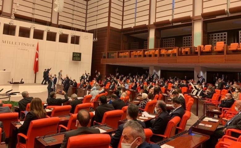 Orman yangınlarına karşı TBMM'de verilen önerge AKP ve MHP oylarıyla reddedildi