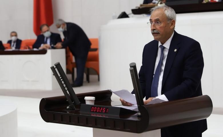 "CHP'li Milletvekili Kaplan; ""Mızrak çuvala sığmıyor!"""