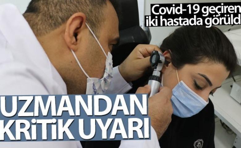 Koronavirüs  geçiren iki hastada görüldü, uzmandan kritik uyarı