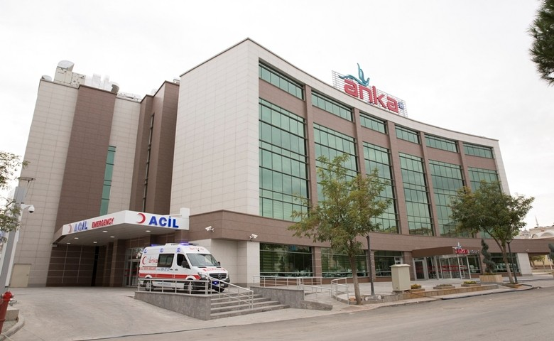 Korona virüs aşısı Anka'da uygulanmaya başadı