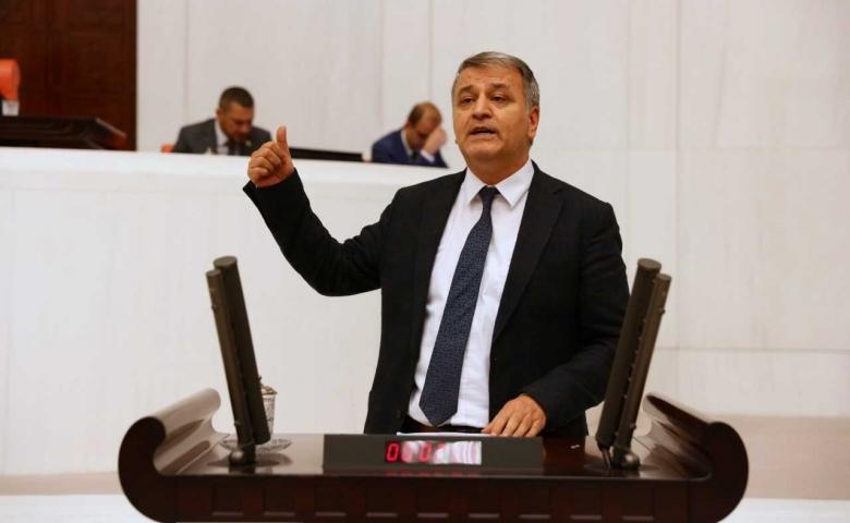 Milletvekili Toğrul Gaziantep'teki kamu ihalelerini TBMM'ye taşıdı