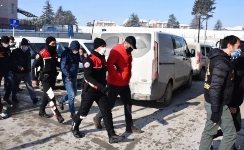 Sosyal Güvenlik Kurumunu zarara uğratan 26 kişi yakalandı