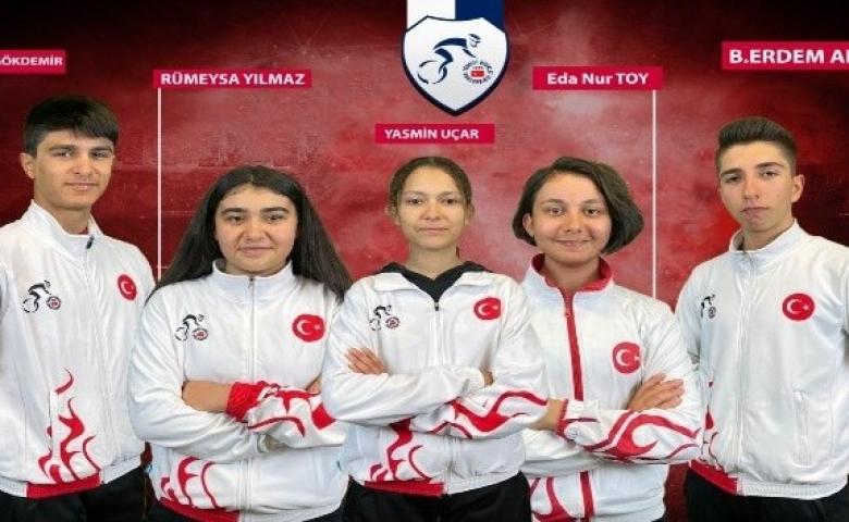 Gaziantep Büyükşehir sporcuları şehri gururlandırdı