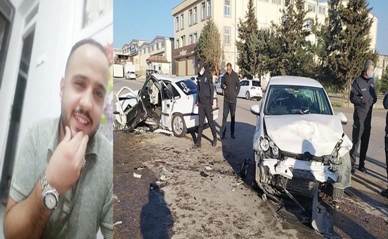 GAZİANTEP SON DAKİKA ! Düğün hazırlığı yaparken kazada hayatını kaybetti