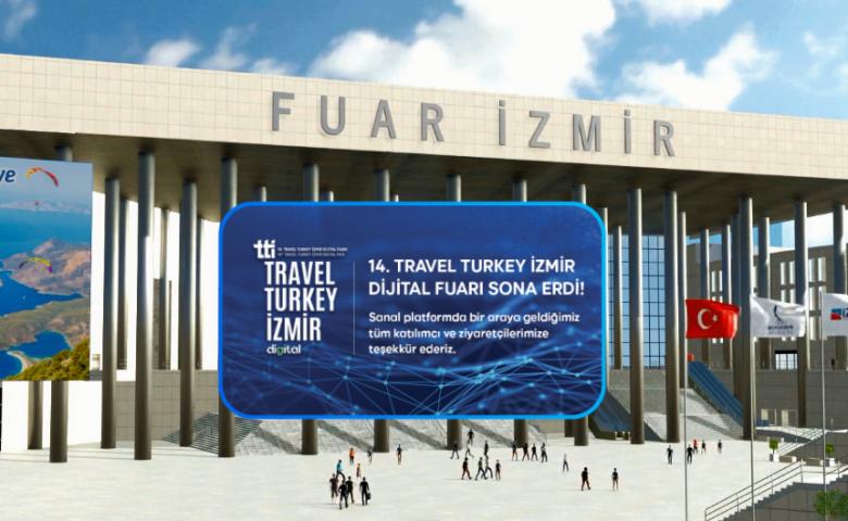 Büyükşehir Belediye Başkanı Seçer, Travel Turkey İzmir Fuarı'nda Mersin'i tanıttı