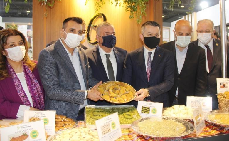 Gaziantep toplam 41 tescilli ürünle coğrafi işarette Türkiye'ye öncülük ediyor