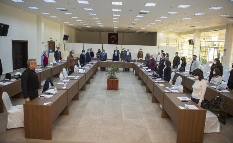 Kent Konseyi, Mersin'in kurtuluşunun 100. yılı kutlamaları için çalıştay düzenledi