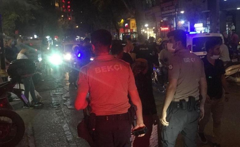 Adıyaman'da iki grup arasında çıkan kavgada 5 kişi gözaltına alındı