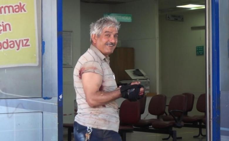 Kahramanmaraş'ta Acemi kasaplar hastanelere akın etti