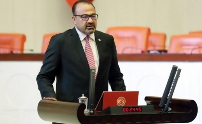 Milletvekili Yılmazkaya;  Osmanlıdaki saray sansürü devam etmekte!