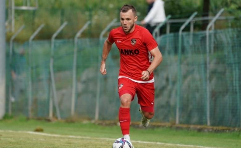 Gaziantep FK'da Maxim 2 hafta sahalardan uzak kalacak