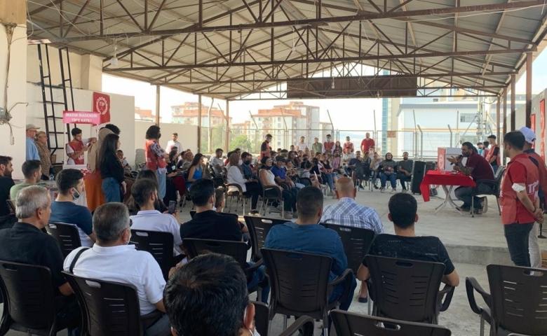 TİP Başkan Yardımcısı Barış Atay'dan dikkat çeken HDP ve CHP açıklaması