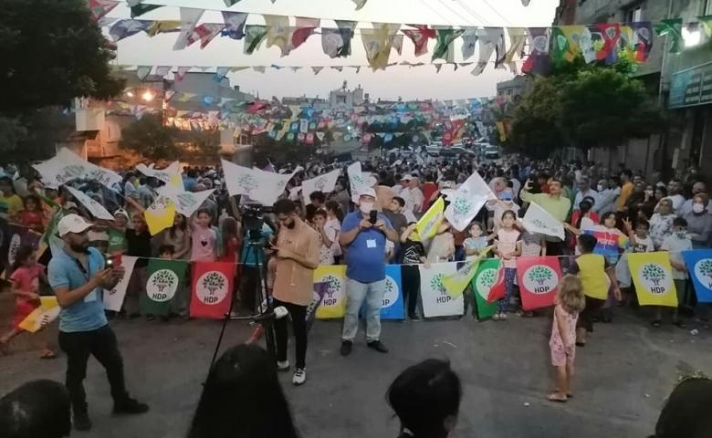 HDP Milletvekili Garo Paylan: Faşist sisteme karşı örgütlü toplumu daha da büyütmeliyiz