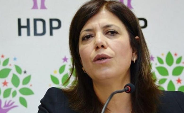 HDP;  Mücadelemizi barışla taçlandıracağız'
