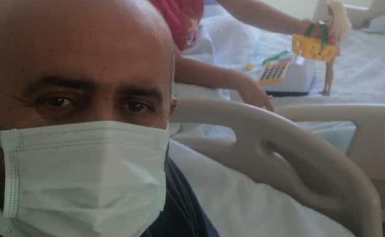 Osmaniye'de Aşı olmayan aile hastanelik oldu