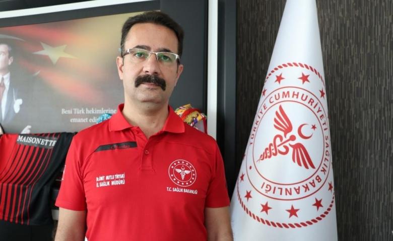 """Gaziantep Sağlık İl Müdürü Tiryaki: """"4. doz büyük ihtimalle ihtiyaç olacak gibi gözüküyor"""""""