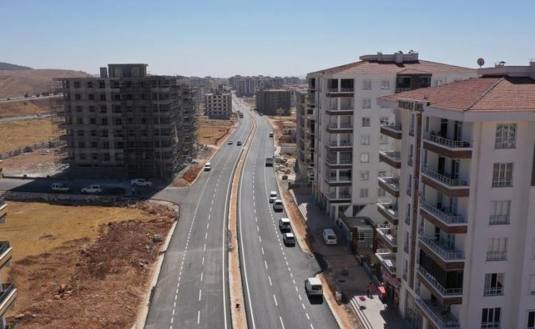 Gaziantep'in Belkıs Mahallesi'ne 4 yeni cadde