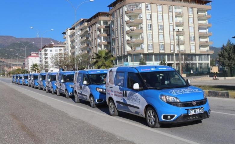 """Gaziantep Büyükşehir """"anneye süt bebeğe can"""" ile 2 milyon litre süt dağıttı"""
