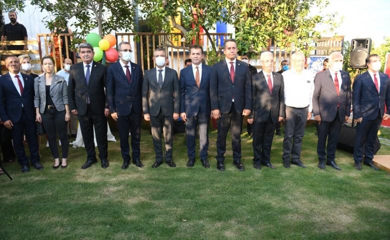 Mersin'de Yenişehir Belediyesi BETEM açıldı