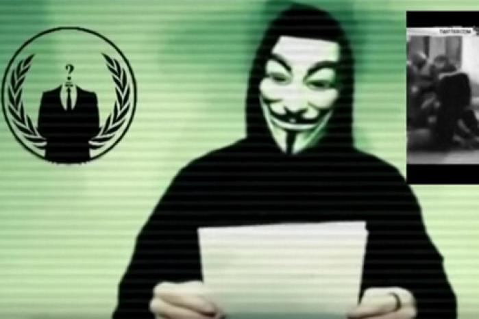 Ünlü Hacker Grubu, IŞİD'e Savaş Açtı!